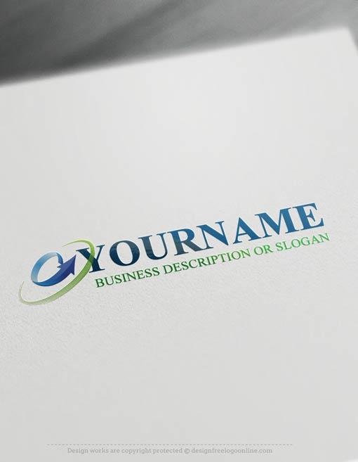 Free-Logo-Maker-3d-arrow-LogoTemplates