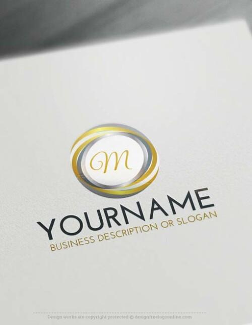 Free-Logo-Maker-Initials-Spiral-LogoTemplate
