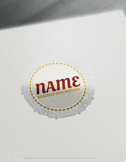 Free-Logo-Maker-Lace-LogoTemplate