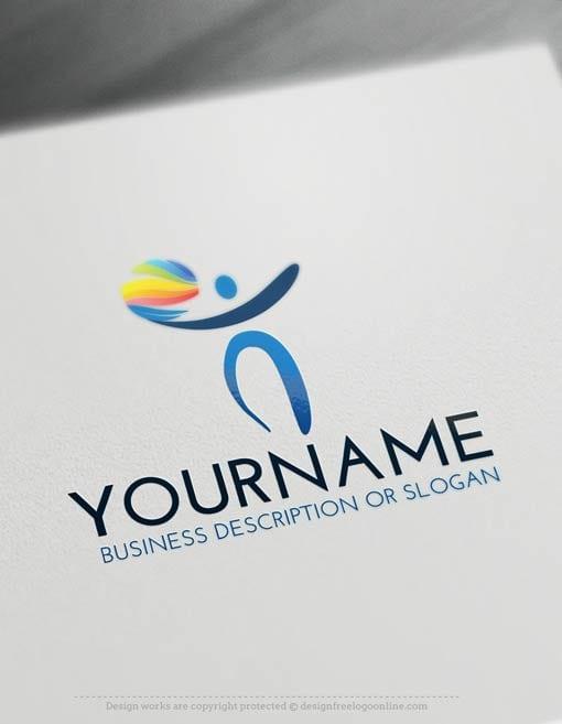Free-Logo-Maker-human-LogoTemplate