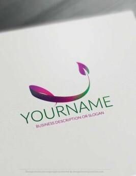 Free-Logo-Maker-leaf-LogoTemplate