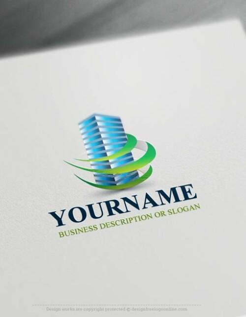 Free-Logo-Maker-realty-LogoTemplates