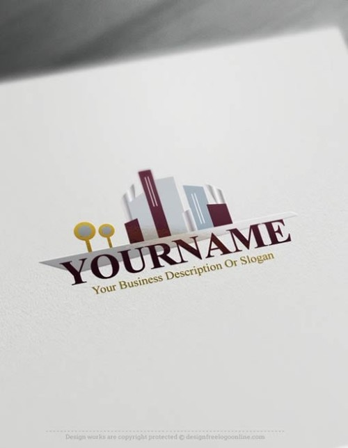 Free-Logo-Maker-urban-city-Logo-Templates
