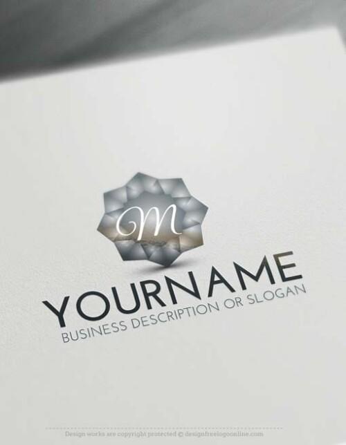 Free-LogoMaker-Geometric-LogoTemplates