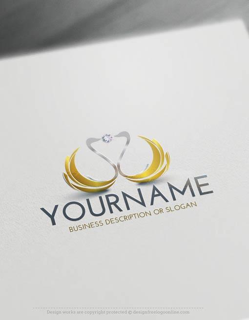 Free-LogoMaker-Swans-LogoTemplate