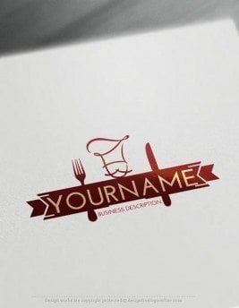 Free-LogoMaker-chef-LogoTemplate