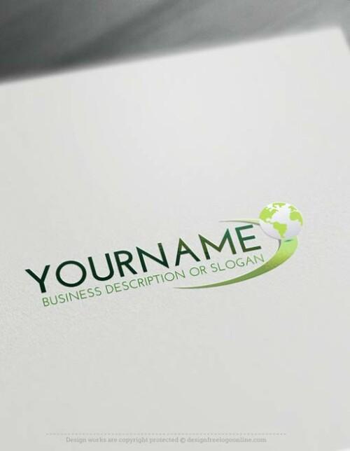 Free-LogoMaker-globe-path-LogoTemplates