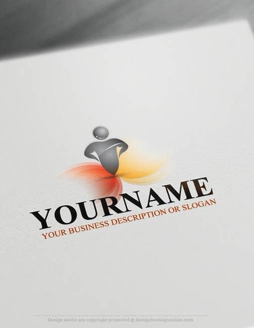 Free-LogoMaker-human-LogoTemplates