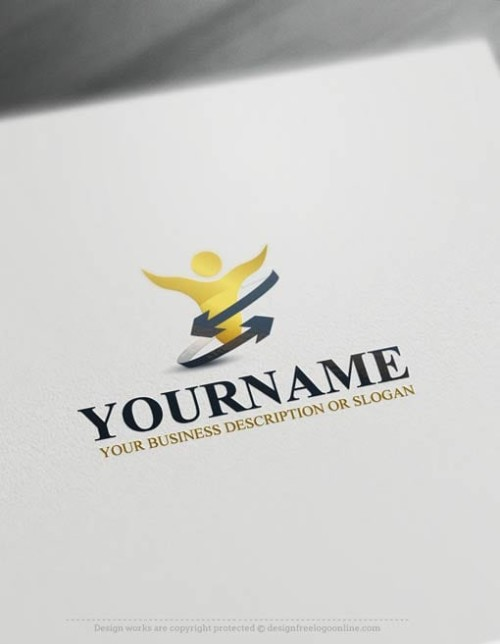 Free-LogoMaker-power-human-LogoTemplates