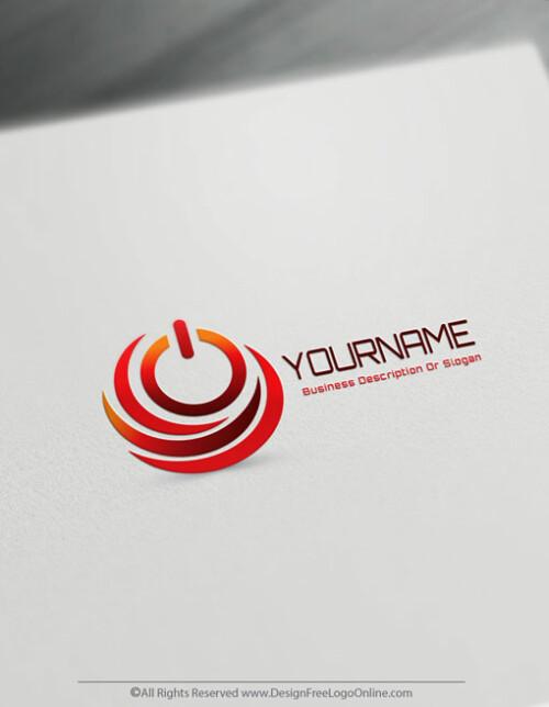 Free Power Logo Maker - Power Symbol Template