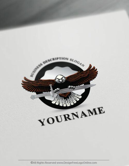 American Eagle Logo Maker