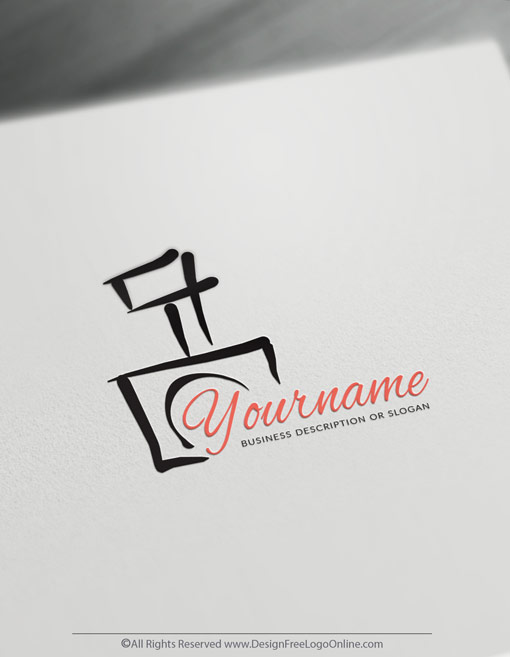 Camera Photography Logo Design