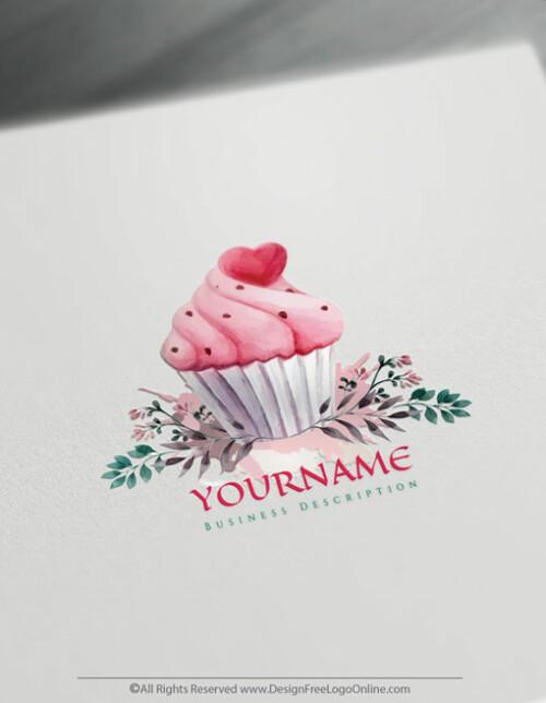 sweet Bakery Logo Maker