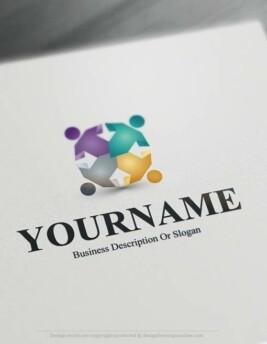 000505-human-group-logo-design-free-logomaker