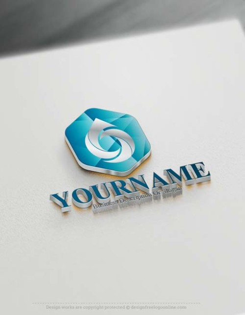 000510-drop-logo-design-free-logomaker