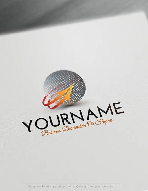 000526-arrow-ball-logo-free-logomaker