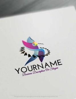00472-Free-Logo-Maker-Abstract-man-LogoTemplates