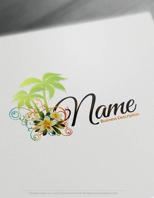 00498-palm-beach-logo-design-free-logomaker