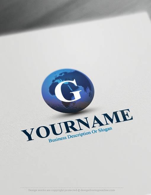 Alphabet-globe-logo-design-free-logomaker