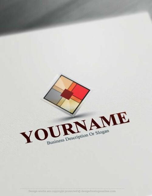Cube-logo-design-free-logomaker