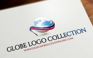 Free Globe logo collection