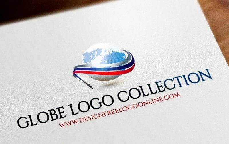 Free Globe logo collection