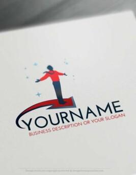 Free-Logo-Maker-Businessman-LogoTemplates