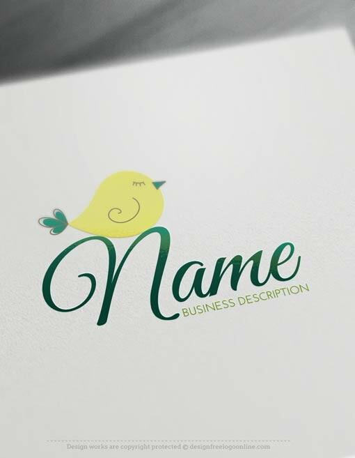 Logo with our Free LogoMaker Tool - Design Free Family u0026 Kids Logo ...