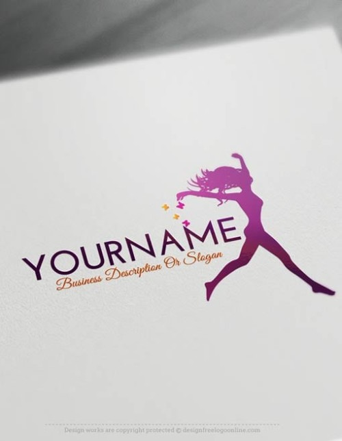 Free-Logo-Maker-woman-LogoTemplates