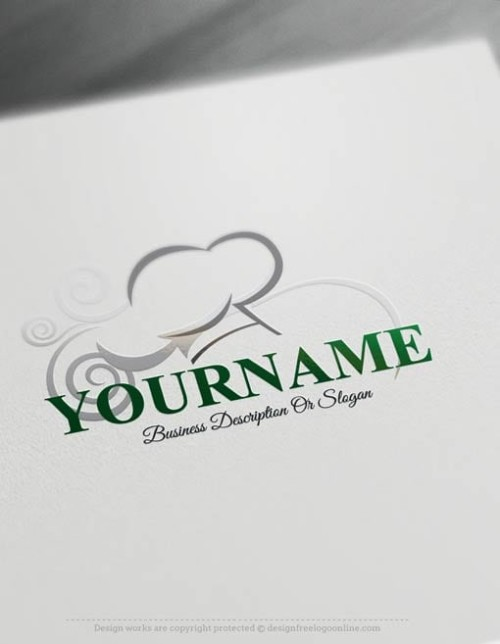chef-logo-design-free-logomaker