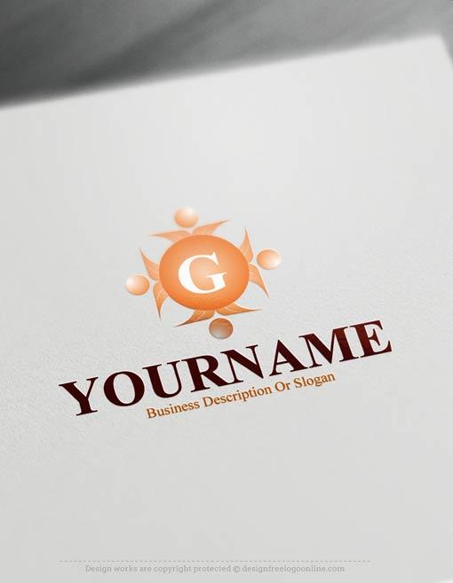 group-Initials-logo-design-free-logomaker