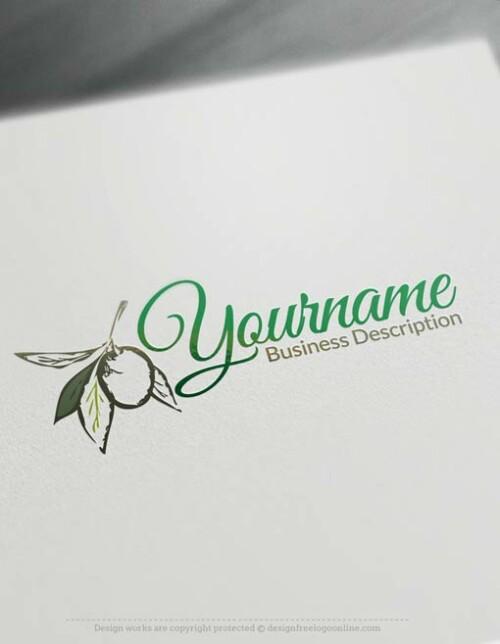 -olive-logo-design-free-logomaker