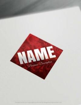 vintage-lace-logo-design-free-logomaker