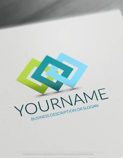 Create a Logo design with our free logo maker tool. With our logo creator change the Connection Logo Template, company name, colors and fonts.