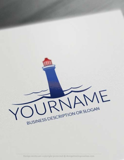 000539-Lighthouse-logo-free-logomaker