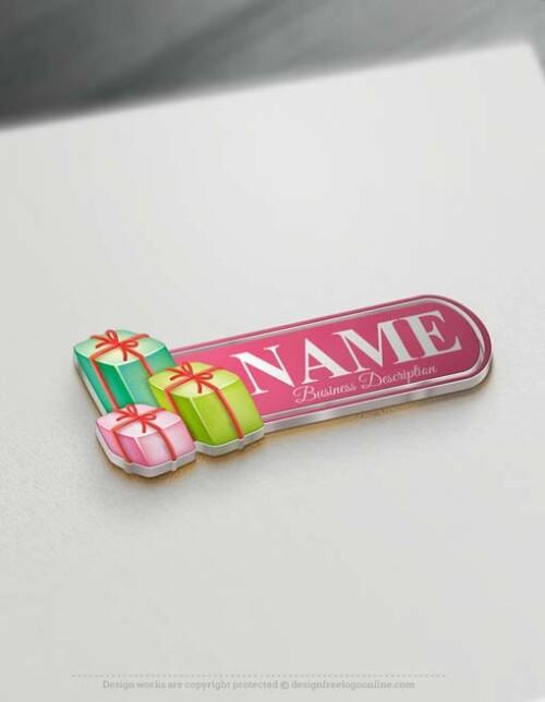 gifts Logo design free logos online
