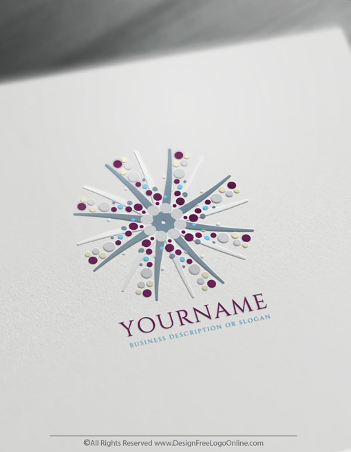 Create Your Silver Starfish Using the Free Logo Maker