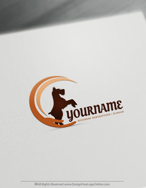 Instantly create a Dog Logo online with the Pet Logo Maker. Download your logo with dogs today