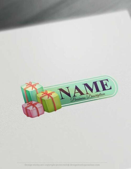 gifts-Logo-design-free-logos-online