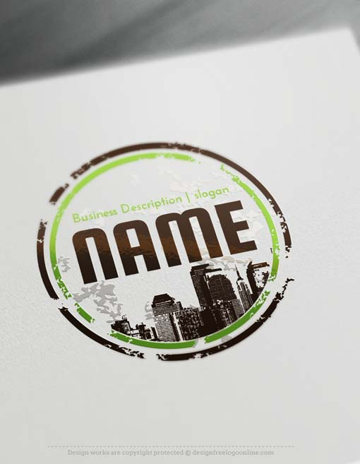 Online logo making never been easier with the best Real Estate Logo Maker.