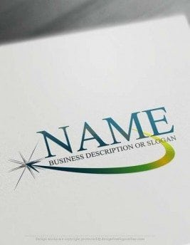 000565-Free-logomaker-Path-star-Logo