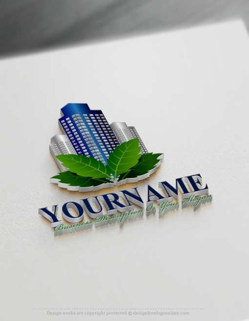 000568-Design-Free-Real-Estate-Logo-Template