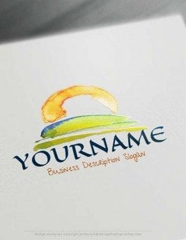 000577-Design-Free-Roof-Logo-Template