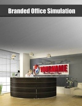 + Branded Office Simulation