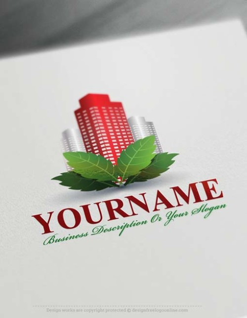 Design-Free-Real-Estate-Logo-Template