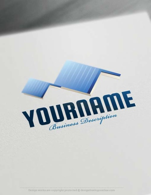 Free-Roof-Logo-Template