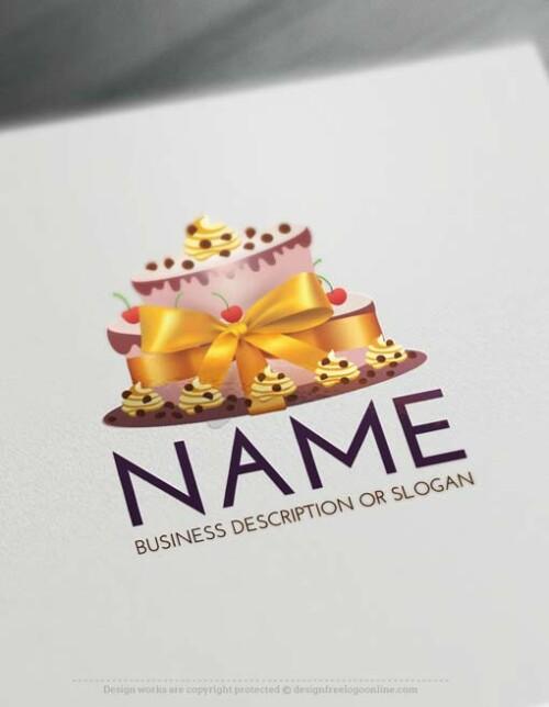 Free-logo-maker-cake-Logos