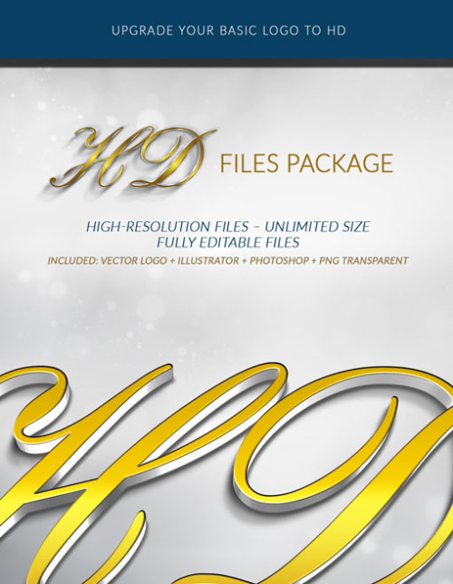 Upgrade your package to HD - only $29