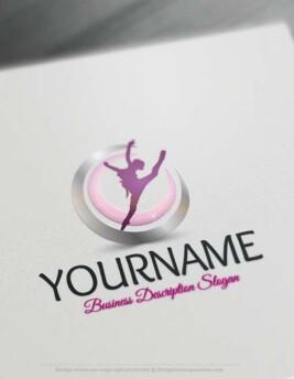 000593-Ballet-Logo-design-free-logos