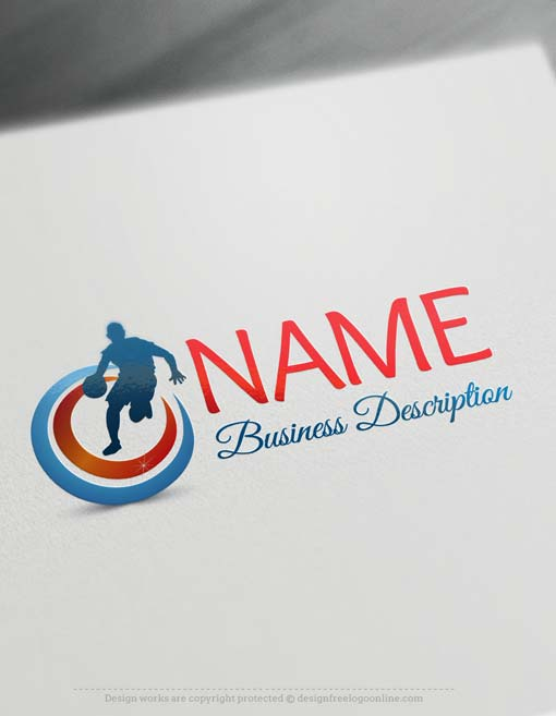 Basketball-Logo-design-free-logos